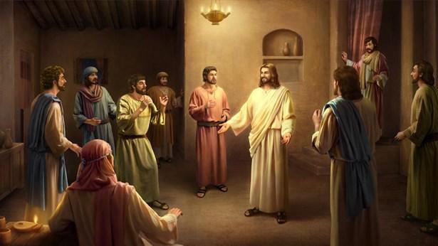 După învierea lui Isus Hristos, care a fost sensul faptului că li S-a arătat oamenilor?