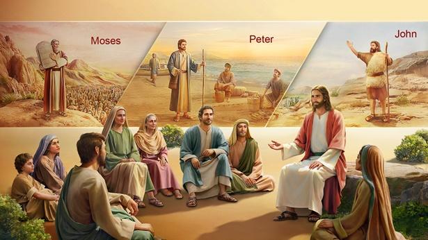 1. Care sunt diferențele esențiale dintre lucrarea lui Dumnezeu și lucrarea omului?