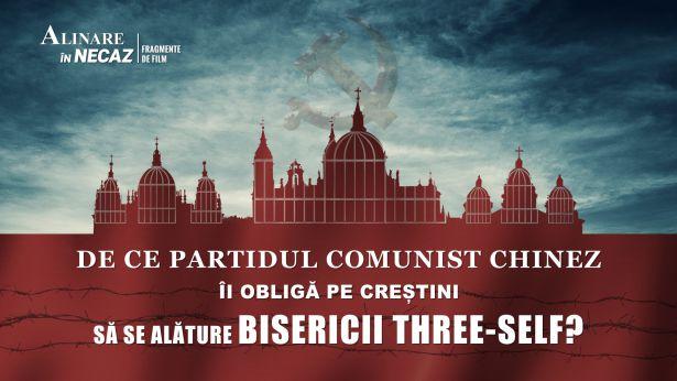 De ce Partidul Comunist Chinez îi obligă pe creștini să se alăture Bisericii Three-Self?